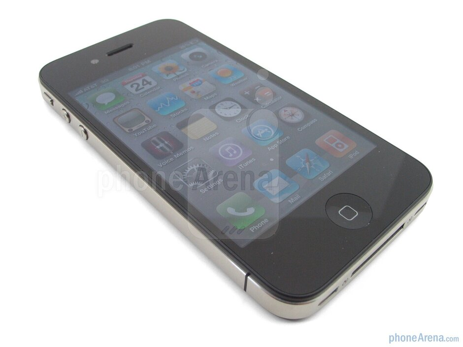 AT&T had an exclusive on the Apple iPhone in the states until 2011