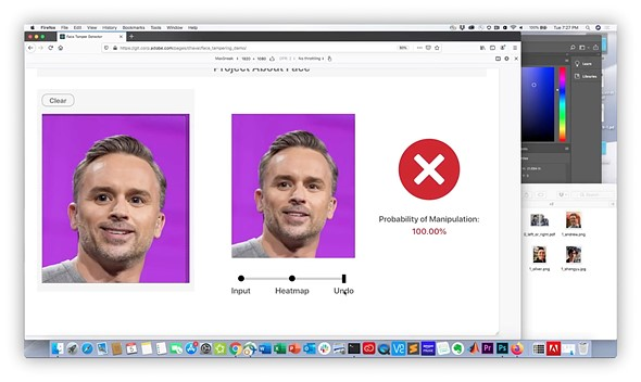 Adobe's #ProjectAboutFace can detect when portraits are altered and undo the edits: Digital Photography Review