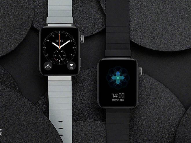 Xiaomi launches a fake Apple Watch smartwatch, which is half the price of it - Picture 1.