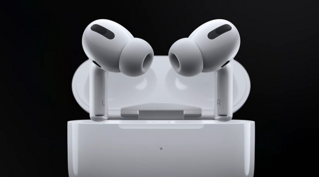 Apple quietly launched the first Firmware update for Airpods Pro