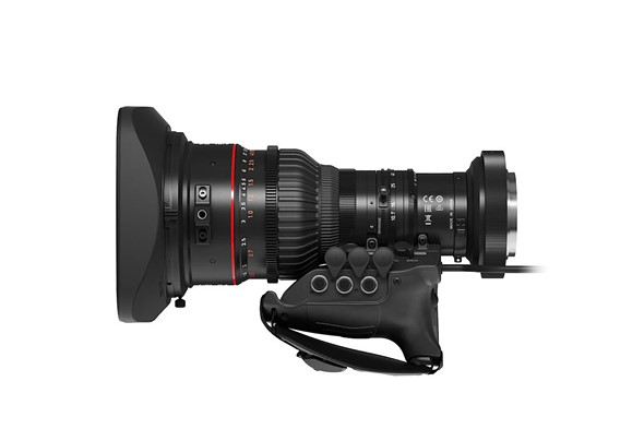 Canon reveals its first two 8K broadcast lenses, the UHD-DIGISUPER 51 and 7x10.7 KAS S: Digital Photography Review