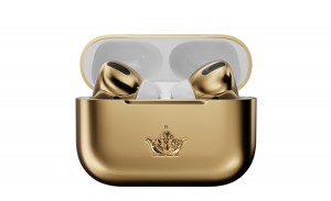 The Caviar Airpods Pro Gold Edition carry the hefty price tag of $67,790