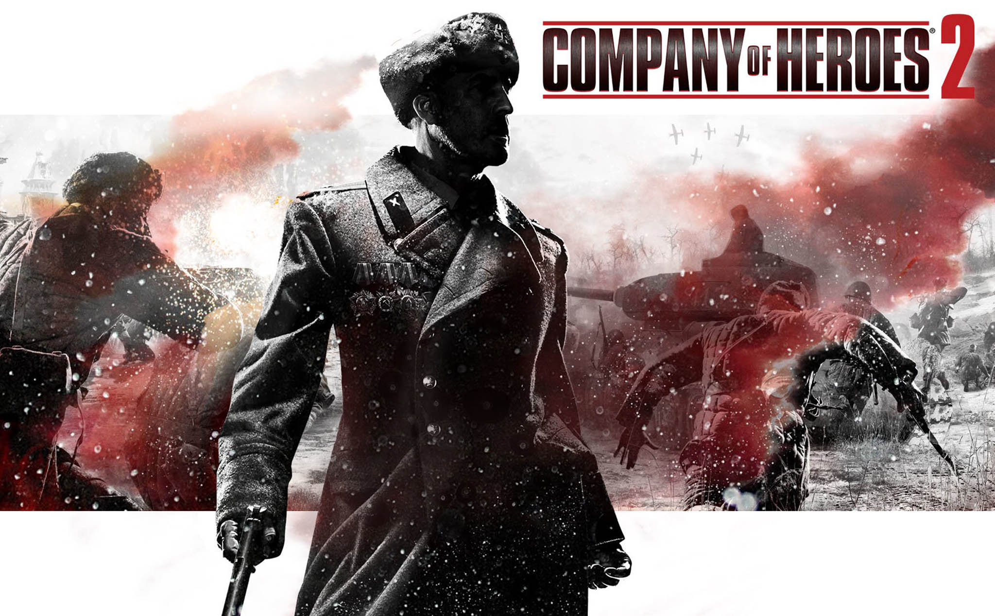 Company of Heroes 2 is free on Steam, please download