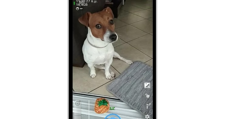 Free Camera: Professional specifications application for Android phones and Tablets