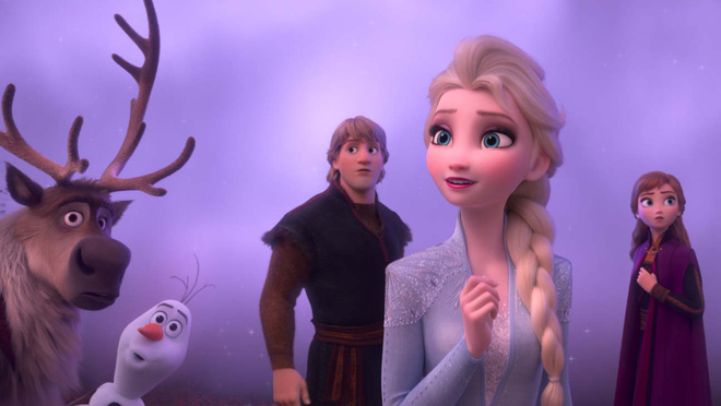 Disney hit again: Frozen 2 became the highest-grossing animated film of all time despite being considered a far cry from Part 1 - Photo 1.