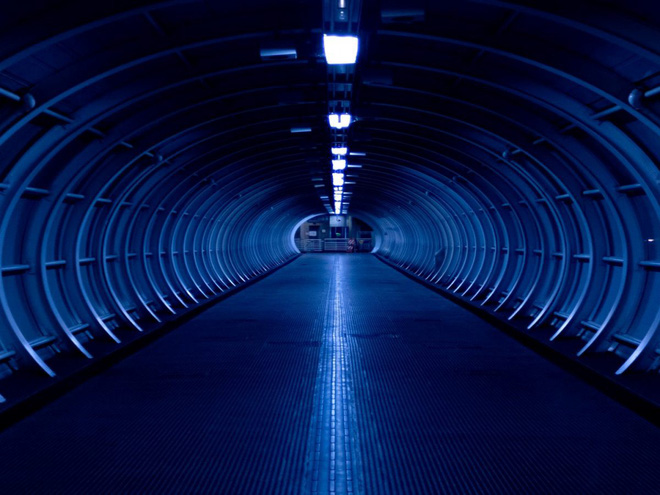 Hebei City, China will build a buffer ship tunnel from only to ship goods - Photo 1.