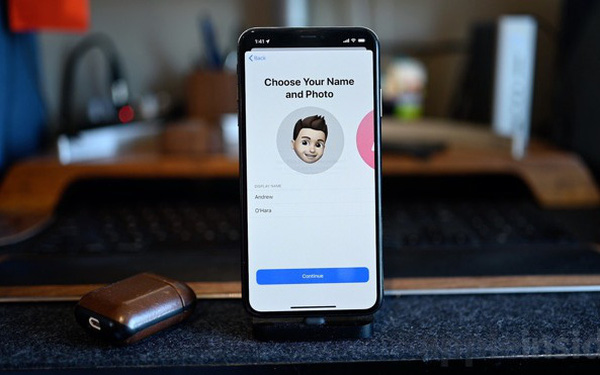 How to create 3D personal photos in iMessage to make avatars when contacting