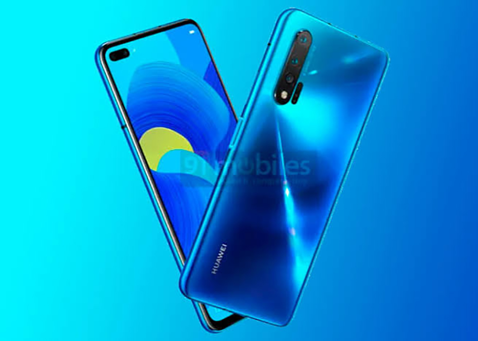 """Sforum - Latest technology information page - Huawei-Nova-6-1 Huawei Nova 6 will have a """"punch"""" screen, using Kirin 990 5G chip, released on December 5?"""