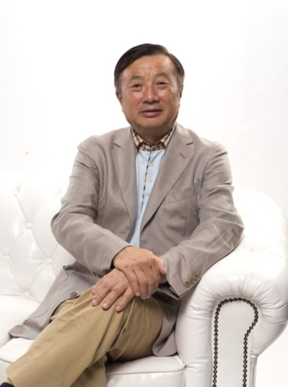 Huawei founder and CEO Ren Zhengfei - Huawei founder and CEO says his company does not need the U.S. in order to survive