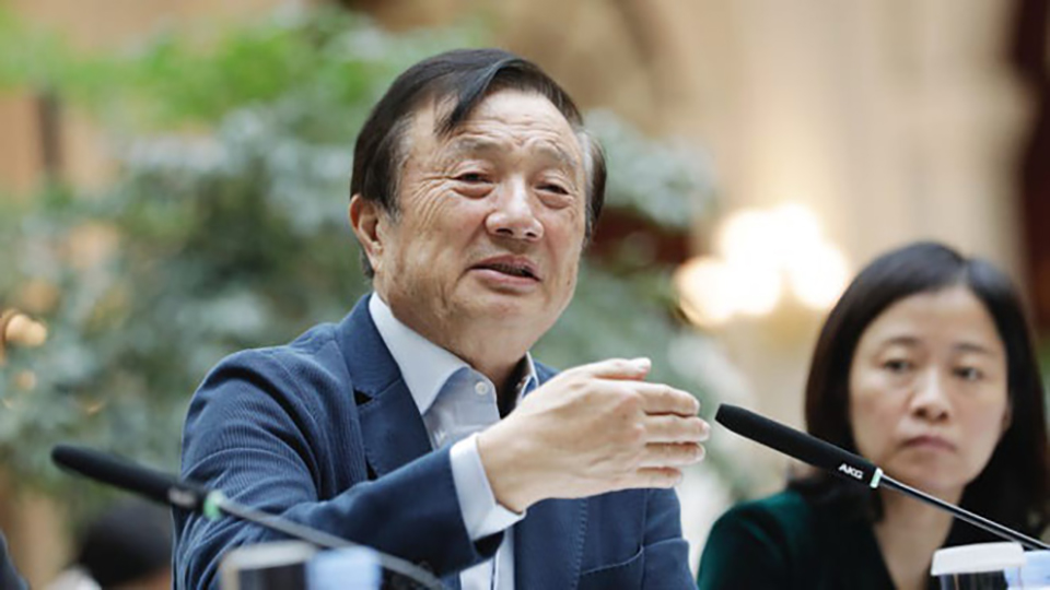 """Sforum - Huawei-co-the-song-sot-ma-khong-can-to-my-1-My-1 website Huawei founder declared: """"We still survive well without companies America"""""""