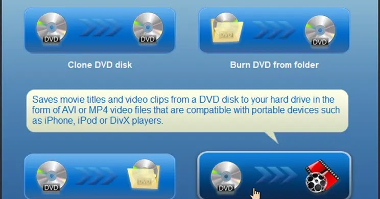 IQmango DVD Ripper: Copy your favorite DVDs to your computer