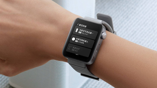 IS NOT! Xiaomi Watch is not a cheap copy of Apple Watch! - Picture 1.