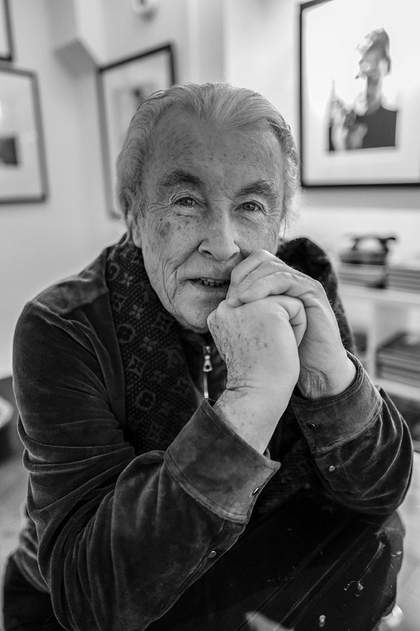 Iconic photographer Terry O'Neill passes away at 81: Digital Photography Review
