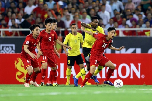Instructions to watch Vietnam and Malaysia online at the 2022 World Cup qualifiers