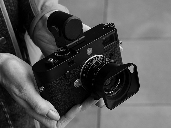 Leaked EXIF information suggests Leica is working on a 41MP Monochrom M10 camera: Digital Photography Review