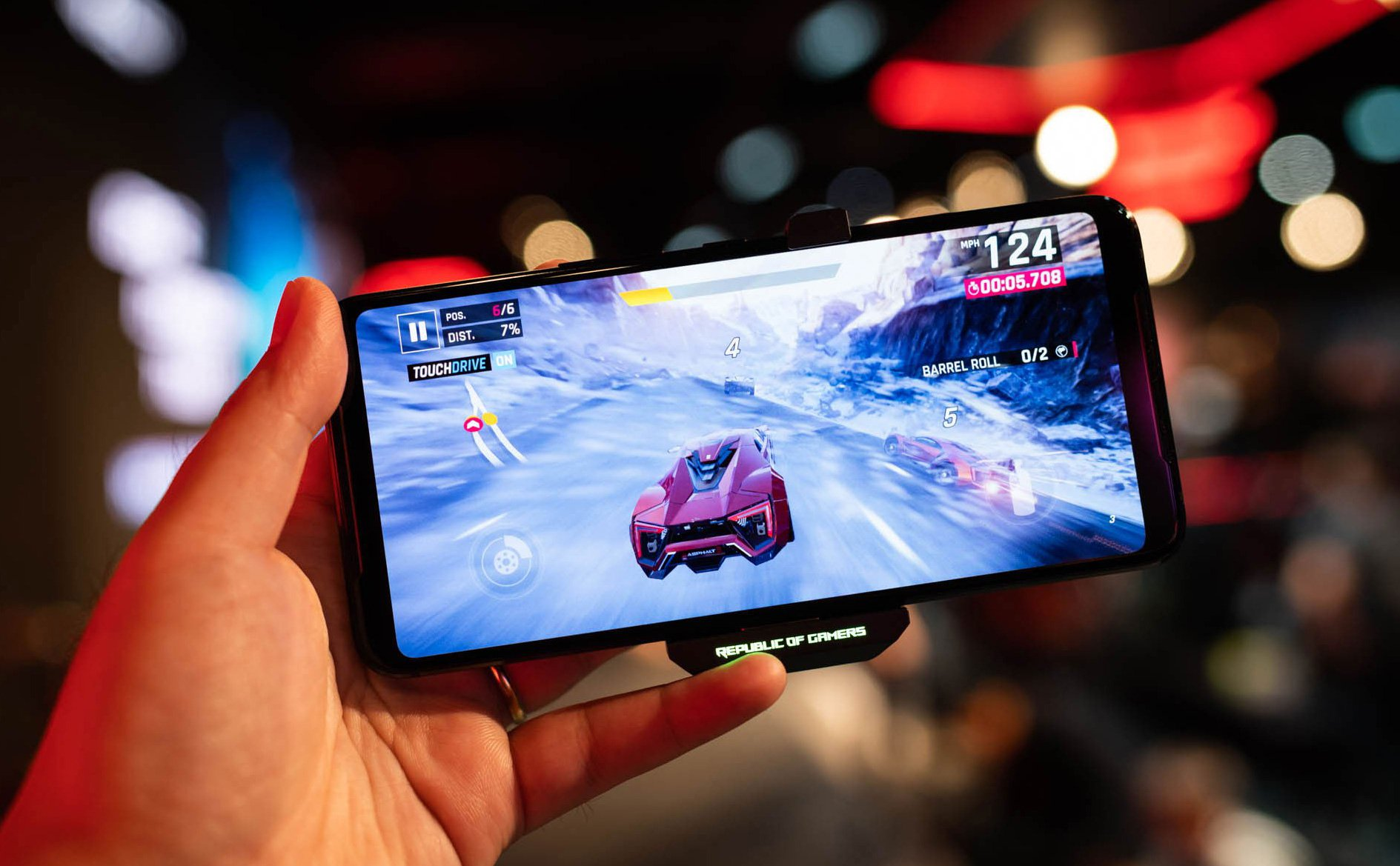 List of Android games that support 120Hz screens