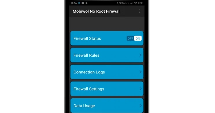 Mobiwol: Ensure your privacy