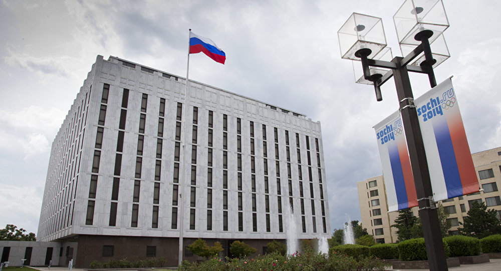Moscow accuses US media of sparking 'anti-Russian ideology'