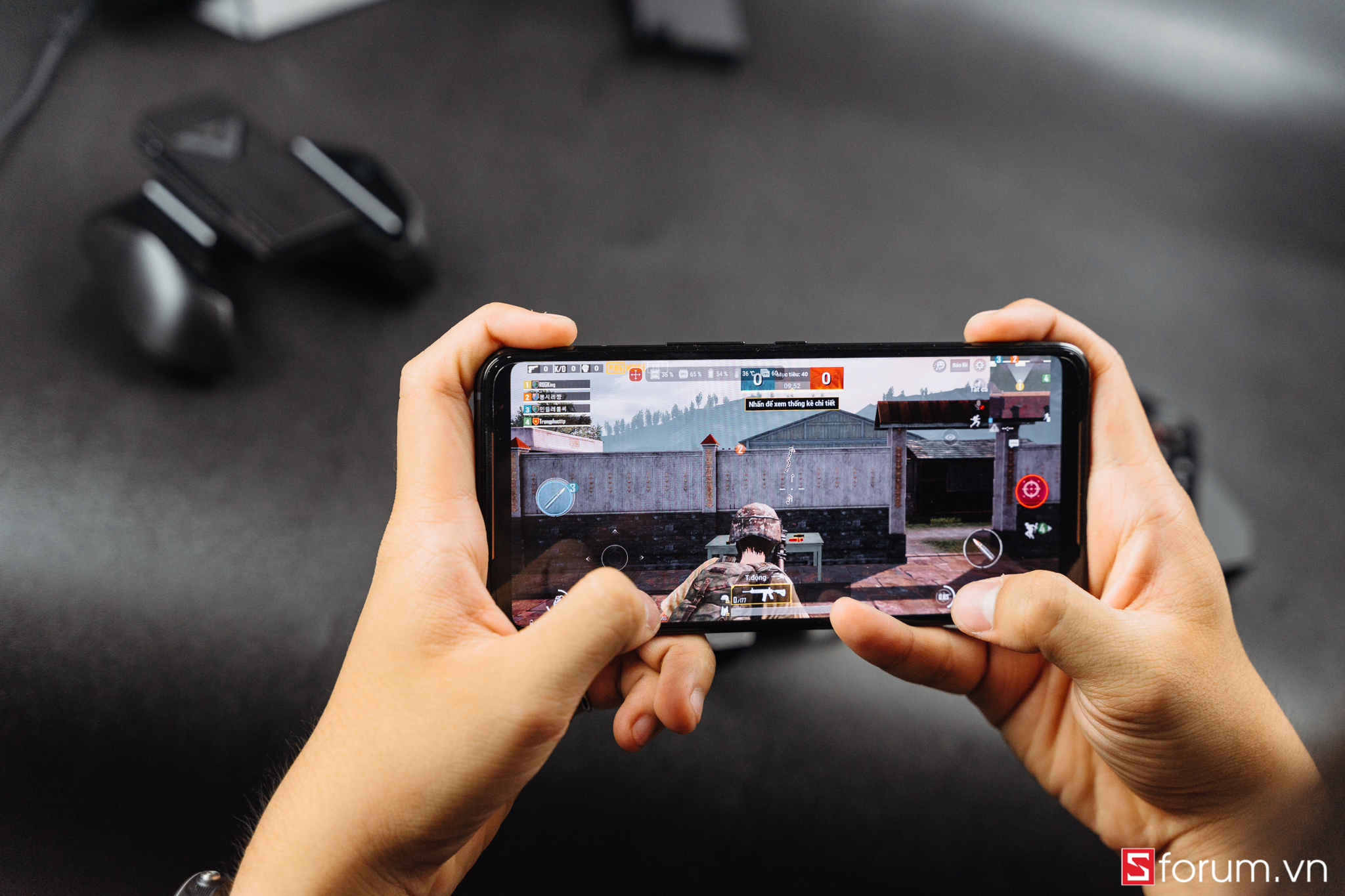 Sforum - Latest technology information page 2-2 ROG Phone 2 on sale exclusively at CellphoneS: Snapdragon 855 Plus, 12GB RAM, 120Hz screen, extreme gaming