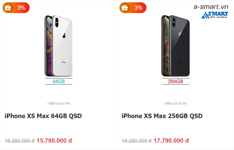 Reasons to buy iPhone XS Max with a price of 15 million at the end of 2019 - VnReview