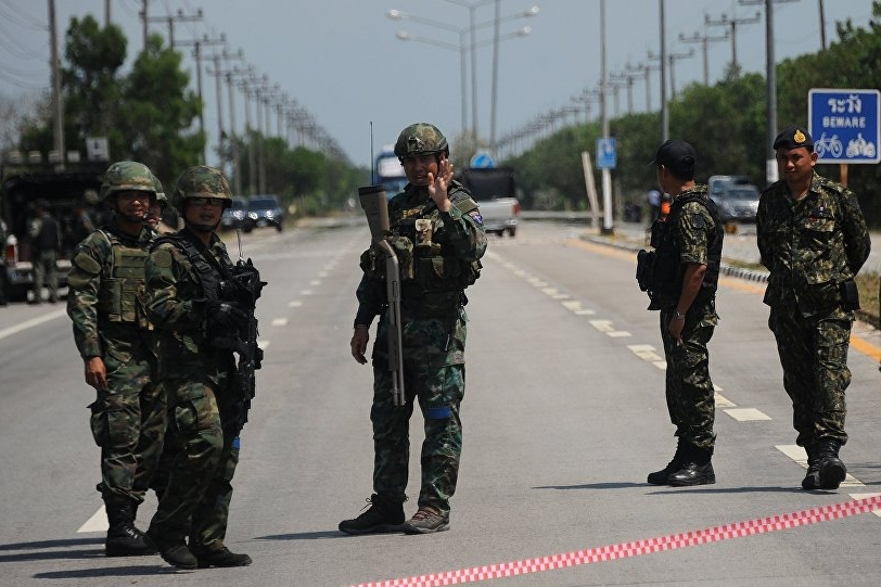 Rebels attacked South Thailand, at least 15 people died