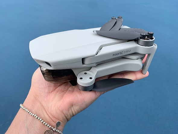 Review: The DJI Mavic Mini is the tiny drone you want in your Xmas stocking: Digital Photography Review