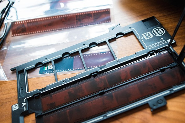 Review: What it's like to scan film on the Epson Perfection V600: Digital Photography Review