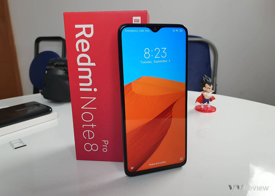 Review Xiaomi Redmi 8 Pro: king of performance in the segment of 6-7 million - VnReview
