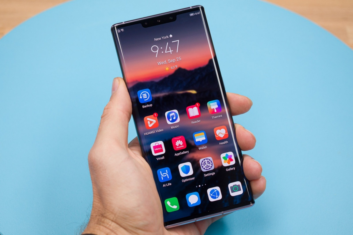 The Mate 30 Pro is one of the world