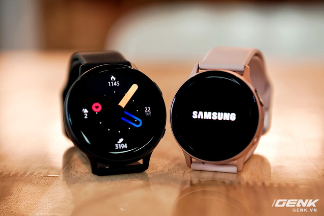 Detailed review Galaxy Watch Active 2: Significantly improved in many aspects but really good yet? - Picture 1.