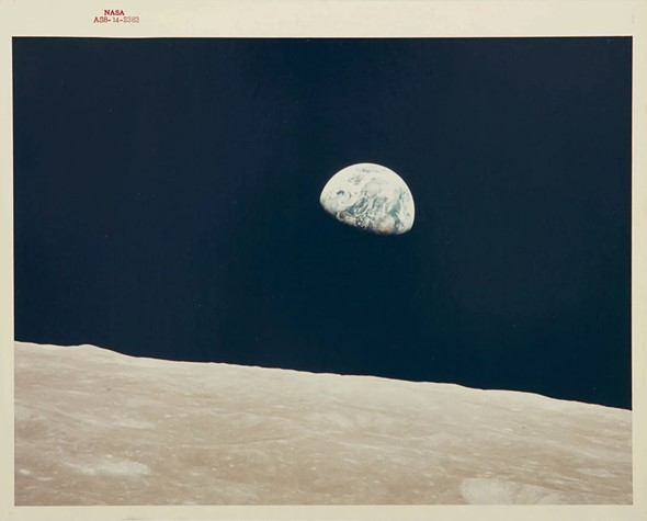 Sotheby's Space Photography auction includes NASA 'Red Number' prints: Digital Photography Review