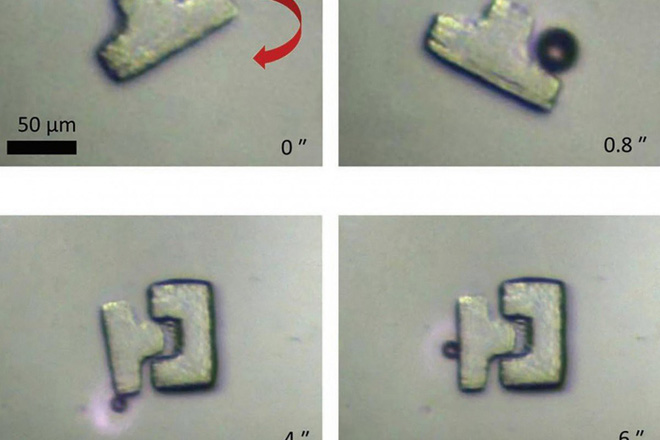China: Successful manufacturing of micrometer manipulation robots with the highest accuracy ever - Photo 1.