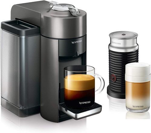 best nespresso machine coffee bundle