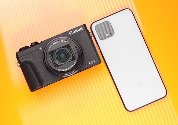 The Pixel 4 can't beat a compact camera, but that doesn't matter: Digital Photography Review