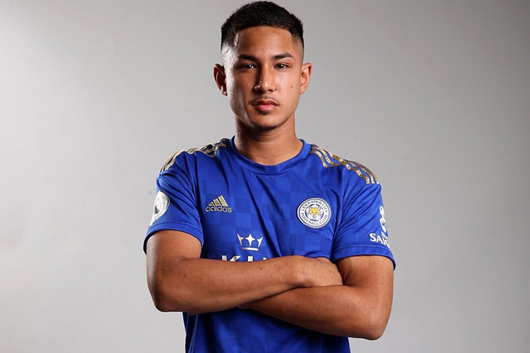 mage result for faiq bolkiah leicester city