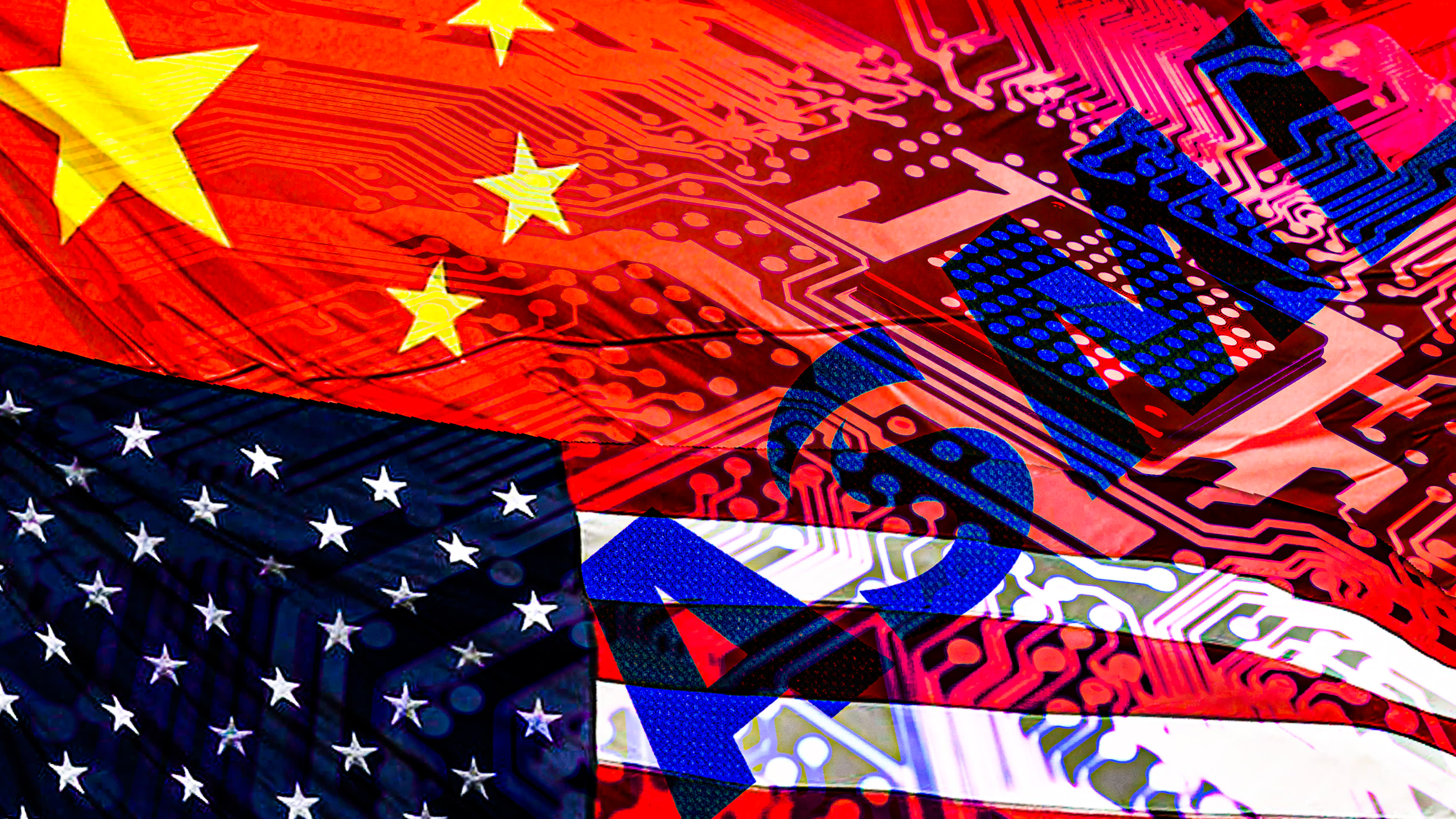 The US makes it difficult to aspire to autonomy on China's semiconductor industry - VnReview