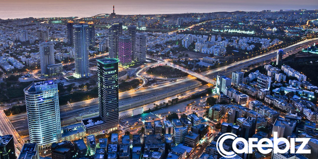 Israel: The country has a population only equal to Hanoi but is the world's leading startup center, producing 1,400 startups every year and a series of millionaire entrepreneurs - Photo 1.