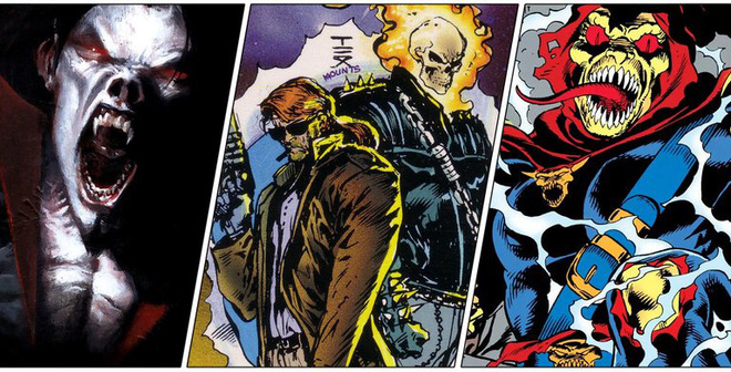 Top 10 Marvel characters suitable for horror movies - Photo 1.