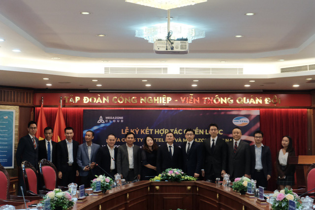 Viettel IDC and Megazone cooperate to promote cloud computing in the Korean and Vietnamese markets - Photo 1.