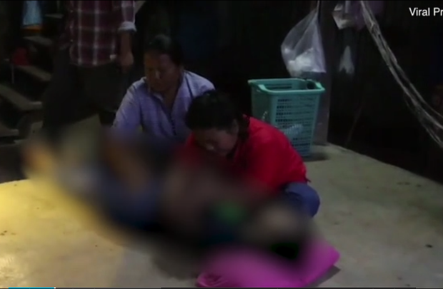 While using the phone while charging the battery, the young girl died pitifully and lessons for everyone - Photo 1.