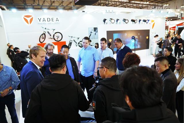 YADEA - Who is the big player in electric car industry coming into Vietnam market? - Picture 1.