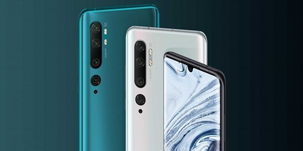 Xiaomi Mi Note 10 Pro with dual-tele and 108MP primary camera is official: Digital Photography Review