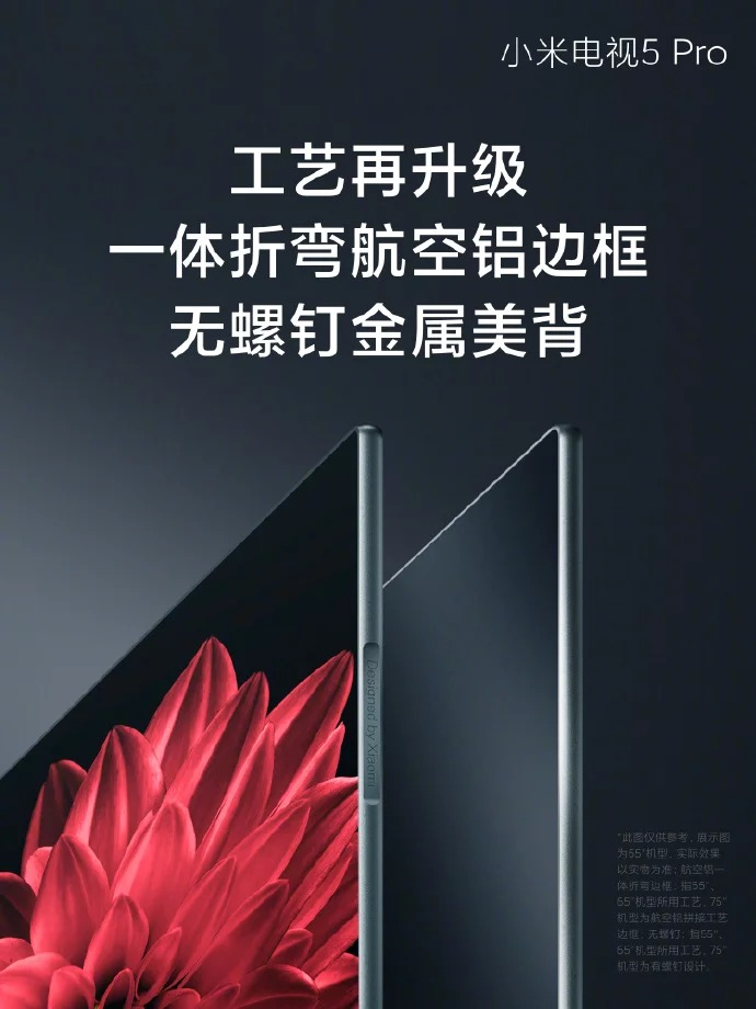Sforum - Latest technology information page Mi-TV-5-Pro-2 Xiaomi launches Mi TV 5 Pro: Quantum Dot 8K screen, supports HDR10 +, priced from VND 12.3 million