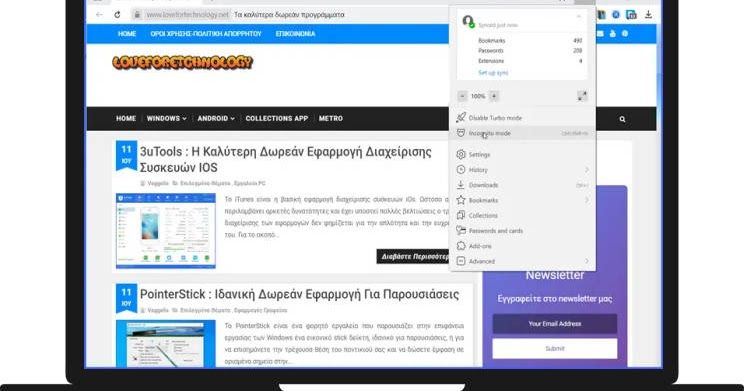Yandex.Browser: The alternative mobile browser for computers and computers from Russia