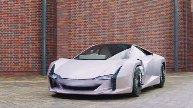 Japan produces supercars with natural materials: light by a fifth of steel, but five times stronger than spider silk - Photo 1.