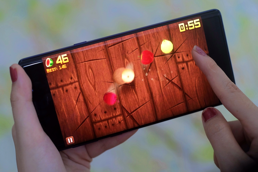 Samsung, Galaxy Note9, Note9 fighting games, Note9 performance, should buy Note9