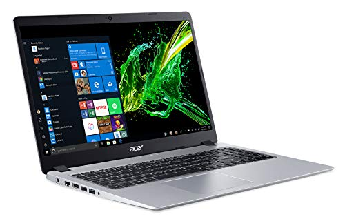 "Acer Aspire 5, 15.6"" Full HD IPS Display, AMD Ryzen 3 3200U, Vega 3 Graphics, 4GB DDR4, 128GB SS..."