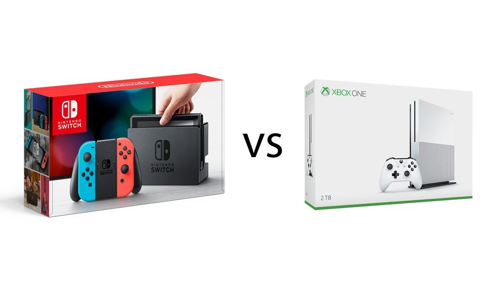 Condolences Microsoft! Xbox One is now losing even to Nintendo Switch sales - VnReview