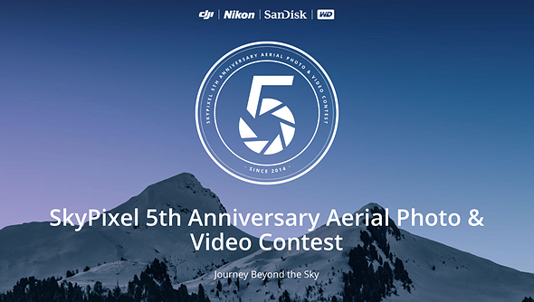 DJI and SkyPixel launch contest to celebrate 5th anniversary: Digital Photography Review