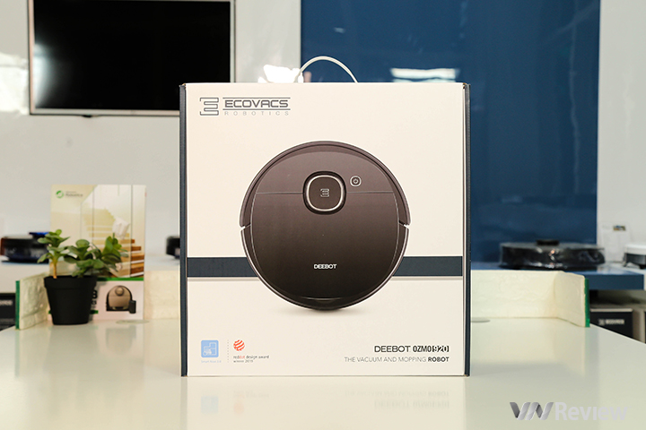 Deebot Ozmo 920 robot vacuum cleaner review: Bright upgrade - VnReview